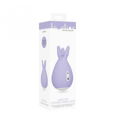 Estimulador del Clitoris Luscious Purpura