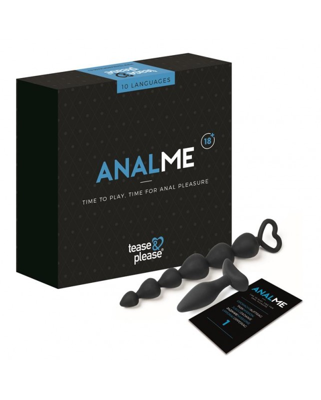 Set Anal Analme Time to Play Time to Anal