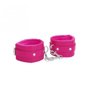Esposas para Munecas Color Rosa