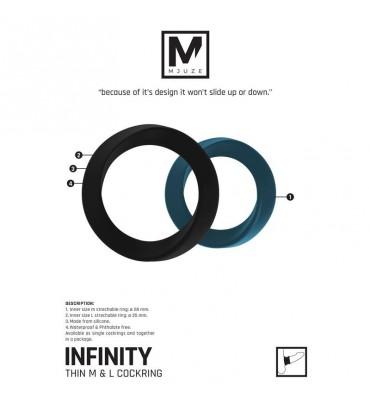 Shots Mjuze Infinity Anillo...