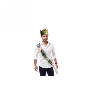 Femarvi Banda El Rey de la Fiesta y Corona Dorado