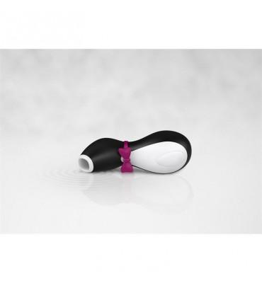 Satisfyer Succionador de Clitoris Pro Penguin Next Gen Nego Blanco