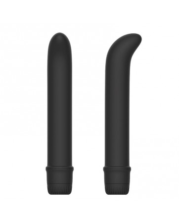 Faase Vibrador Multi Velocidad Punto G 18 cm Negro