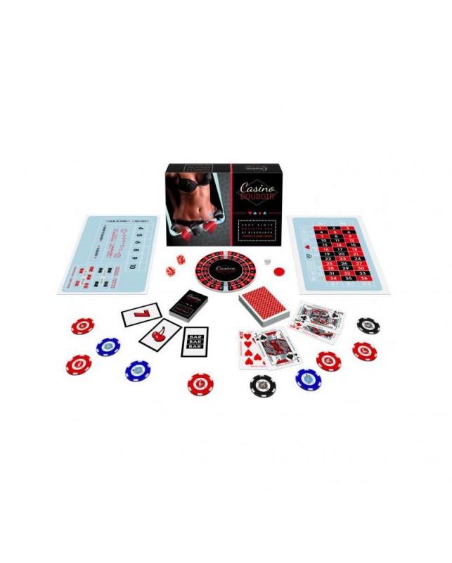 Juegos para Parejas Casino Boudoir EN ES DE FR