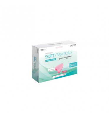 SoftTampons Mini Caja de 50