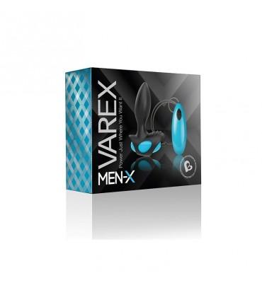 Estimulados Anal Men X Varex Black and Blue