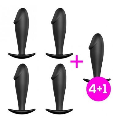 Estimulador Vaginal Y Anal Con Vibracion