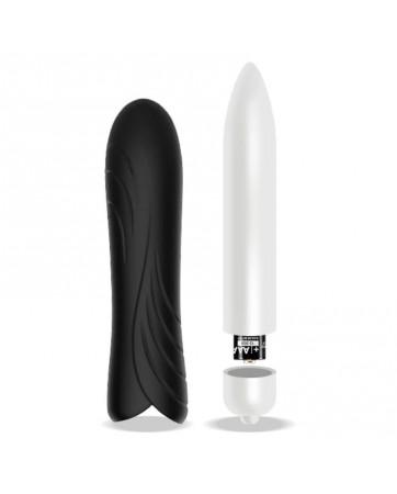 Bilie Bala Vibradora Easy Quick Silicona Negro
