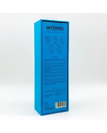 Edan Estimulador Punta Sedosa USB Verde Botella
