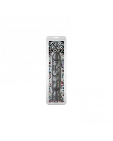 Dildo Big Boy Gun Metal 30 cm