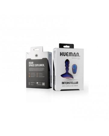 Interstellar Plug Anal con Control Remoto USB