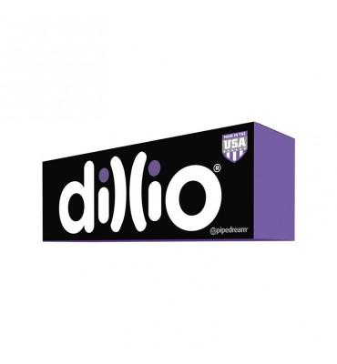 Letrero Promocional Dillio 3D Color Purpura