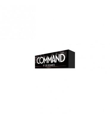 Letrero en 3D Command by Sir Richards