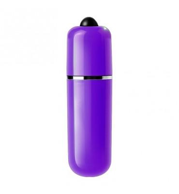 Le Reve Mini Bala Vibradora de 3 Velocidades Purpura