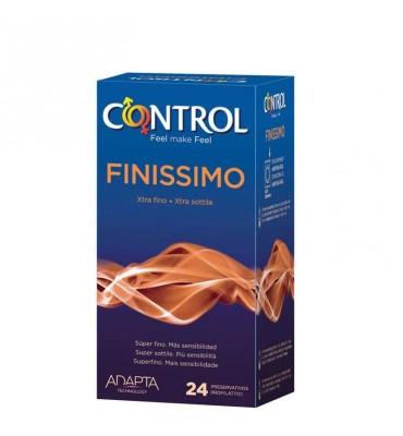 Preservativos Finissimo 24 unidades