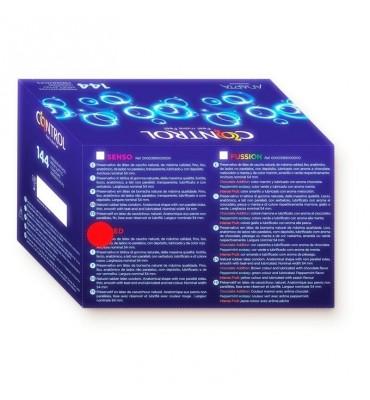 Preservativos Aroma a Fresa Caja de 144