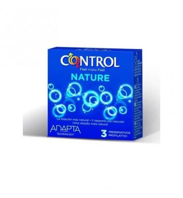 Preservativos Nature 3 unidades