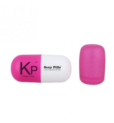 Masturbador Sexy Pills Kinky Pink