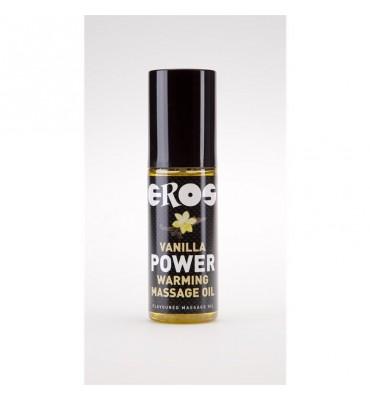 Aceite de Masaje Efecto Calor Vainilla Power 100 ml