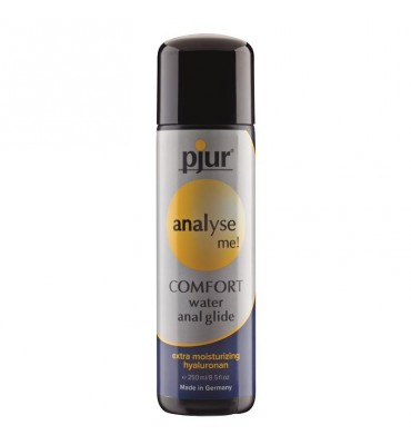 Pjur Analyse Me Lubricante Anal Comfort Glide 250 ml