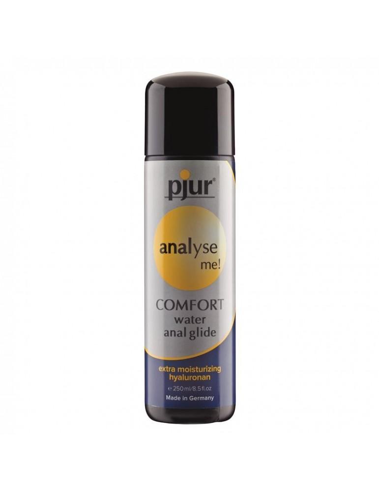 Pjur Analyse Me Lubricante Anal Comfort Glide 250 ml
