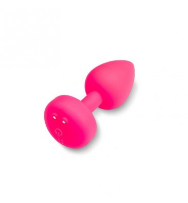 Gplug Plug Anal Neon Rose Pequeno