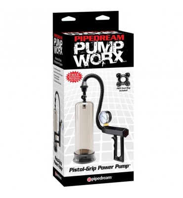 Pump Worx Succionador Color...