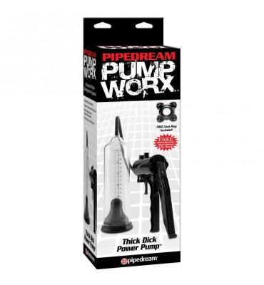 Pump Worx Succionador Thick...