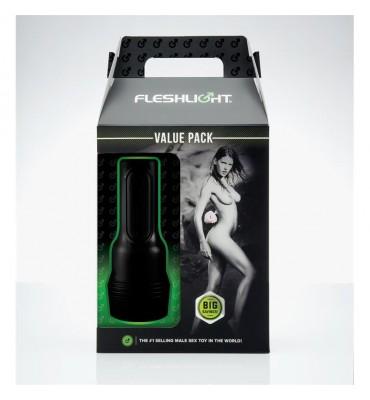 Fleshlight Vagina Rosa Original Value Pack