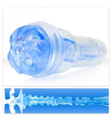 Fleshlight Turbo Thrust Hielo Azul