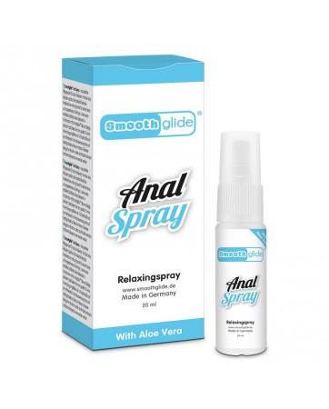 Relajante Anal en Spray con Aloe Vera 20 ml