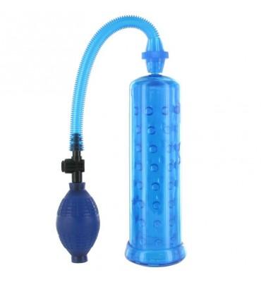 Xlsucker Bomba de Succion para Pene Azul