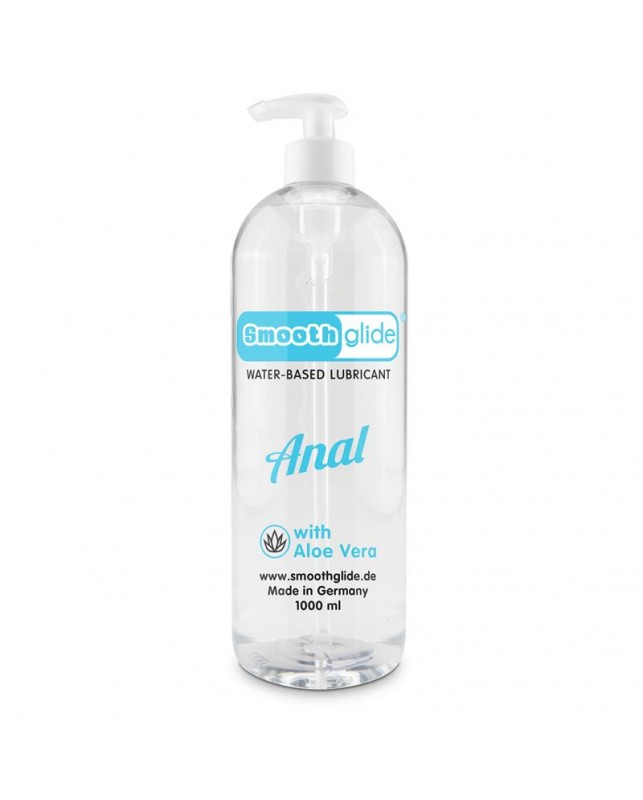 Lubricante Base Agua Anal 1000 ml