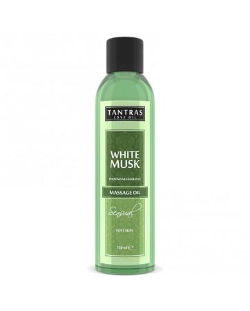 Love Oil White Musk Perfume con Feromonas 150 ml