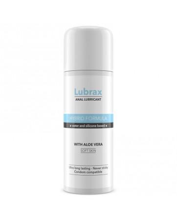 Lubrax Lubricante Anal Base Mixta Agua y Silicona 100 ml