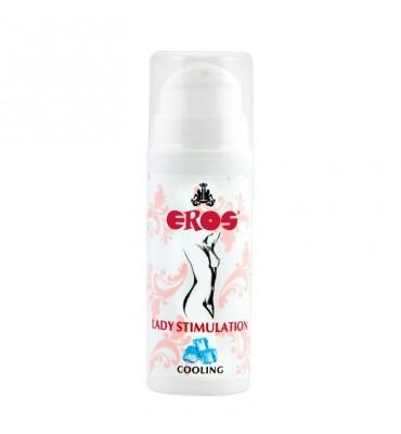Gel Estimulante Efecto Frio Lady 30 ml