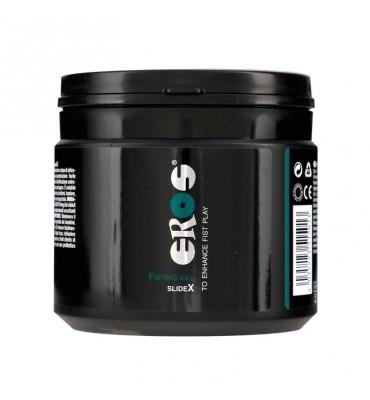 Gel Fisting Silicona SlideX 500 ml