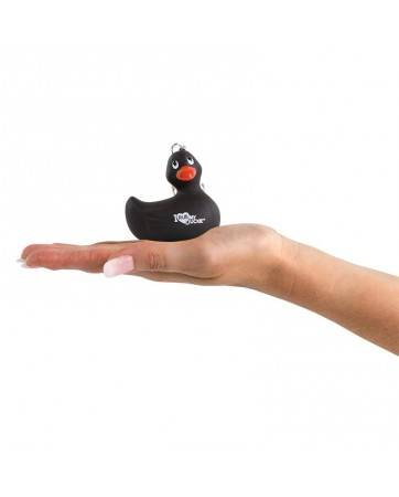 I Rub My Duckie Llavero Sin Vibracion Negro