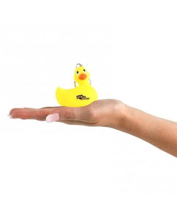 I Rub My Duckie Llavero Sin Vibracion Amarillo