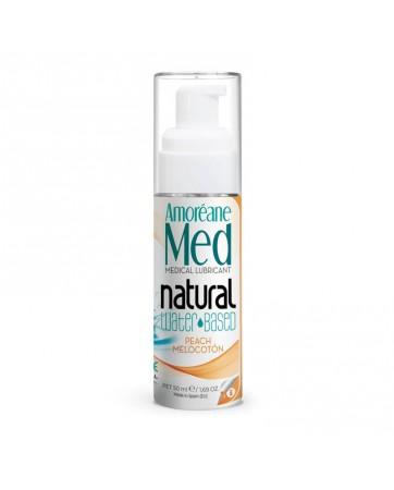 Lubricante Base Agua Melocoton 50 ml