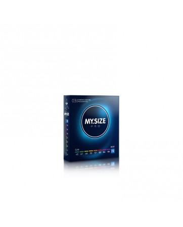Pro Preservativos Talla 72 Caja de 3 Uds