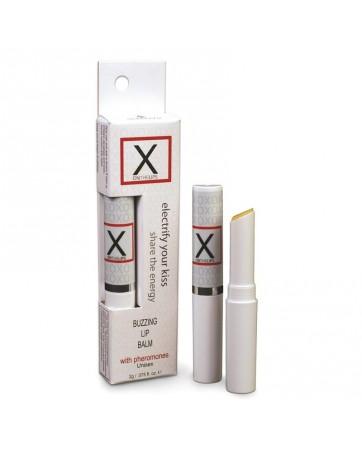 X On The Lips Balsamo Estimulador Virbador para Labio Original 2 gr