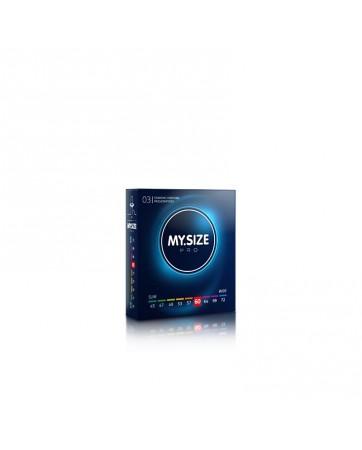Pro Preservativos Talla 60 Caja de 3 Uds