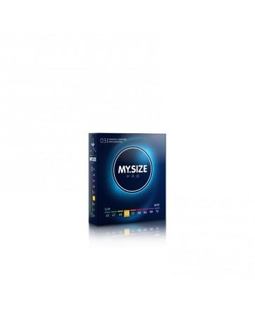 Pro Preservativos Talla 53 Caja de 3 Uds