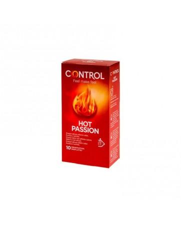 Preservativos Hot Passion 10 Uds