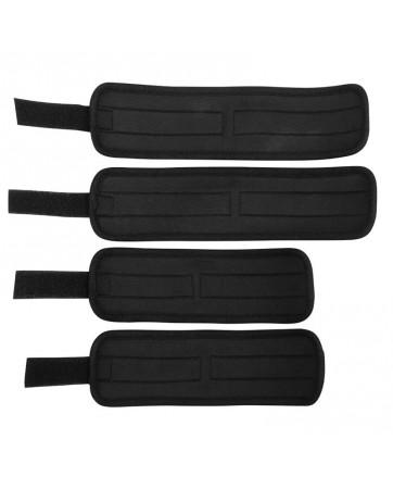 Restricciones de Cama Velcro Ajustable