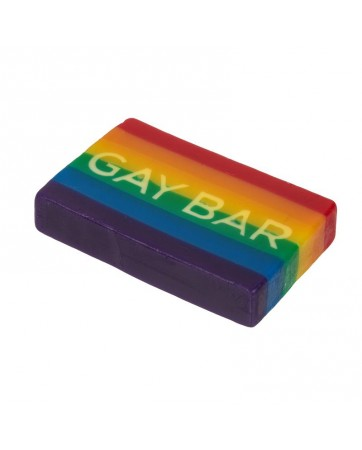 Jabón Bandera Gay Bar Aroma...