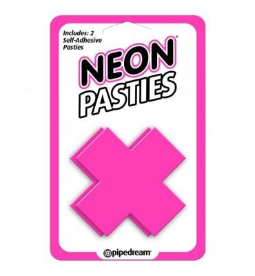 Neon Pezoneras Rosa