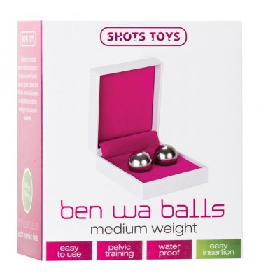 Shots Toys Ben Wa Bolas...
