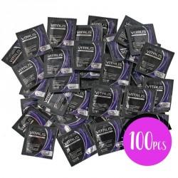 Vitalis 100 Uds Chocolate Color Negro